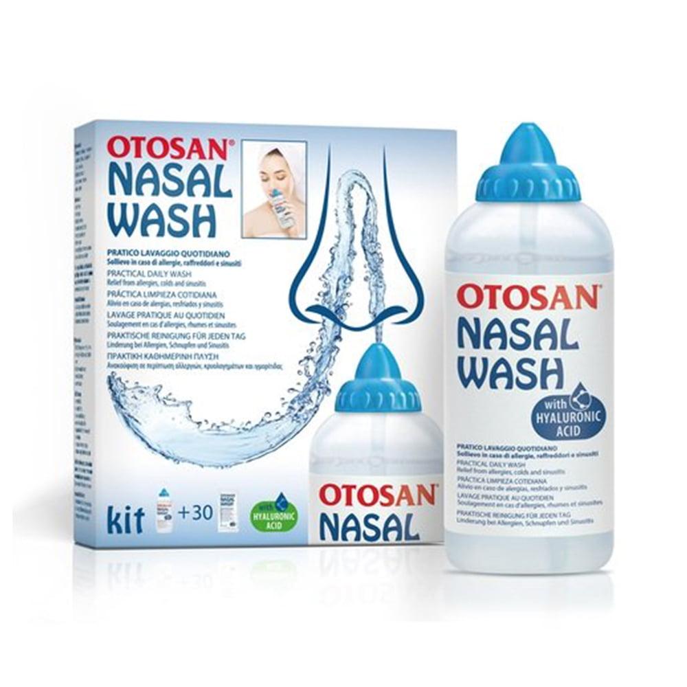 Bộ nước muối rửa mũi xoang Otosan Kit
