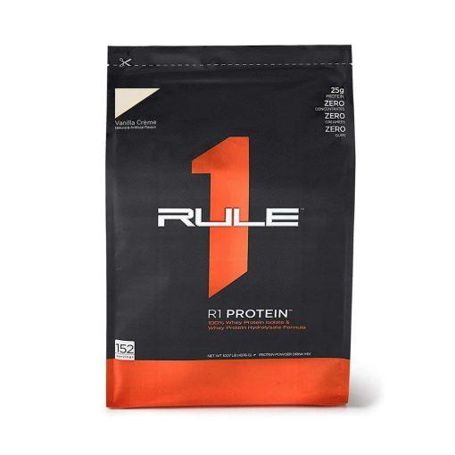 Rule 1 Protein Isolate/Hydrolysate sữa tăng cơ giảm mỡ 152 lần dùng (10 lbs/4.5 kg)